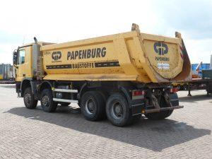 leasing auta ciężarowego z niemiec