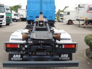 Leasing auta hakowiec DAF z zagranicy
