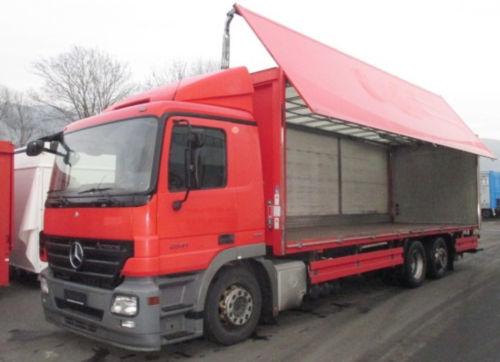 Mercedes-Benz 2541 Actros Sideliner