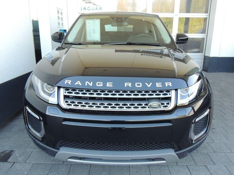 Range rover z Austrii