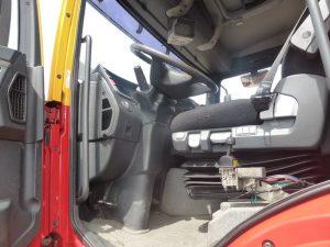 MAN samochód ciężarowy dźwig HMF